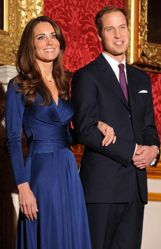 Prince William and Kate Middleton Celebrate Ninth Wedding Anniversary