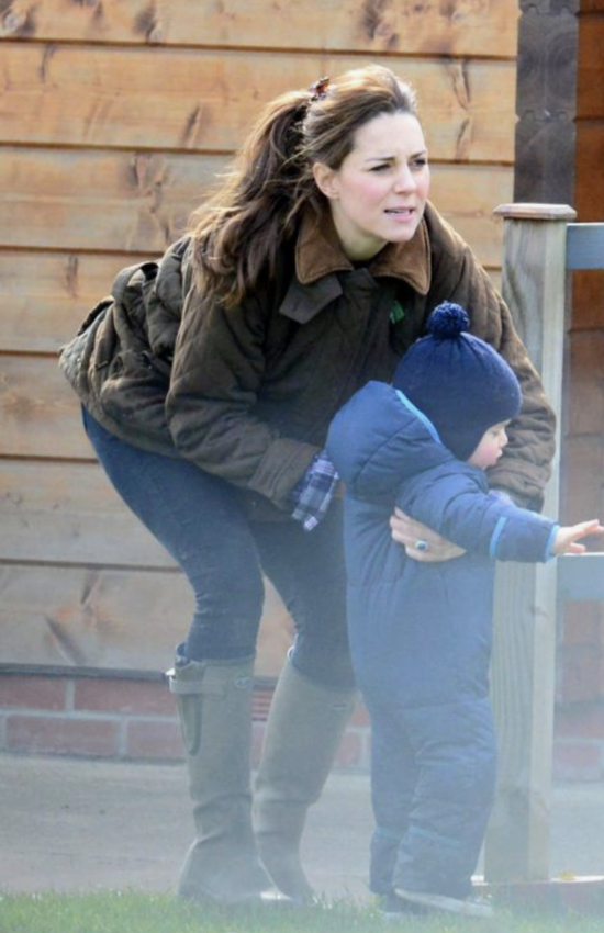 Kate Middleton's Best Casual Mom-Friendly Fashion Moments