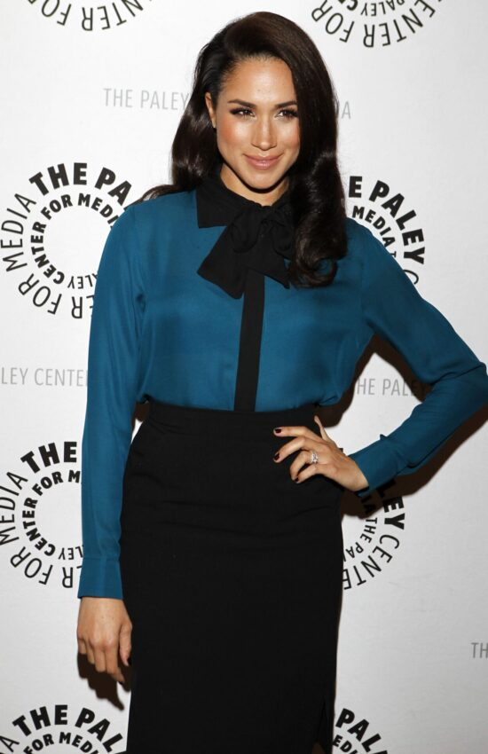 Meghan Markle's Best Bow Dress Moments