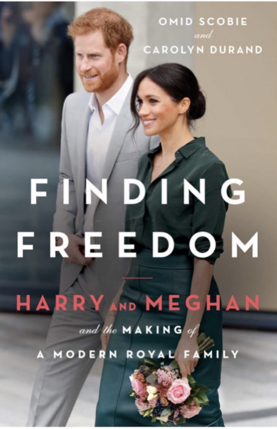 Meghan Markle and Prince Harry Release New Book Finding Freedom