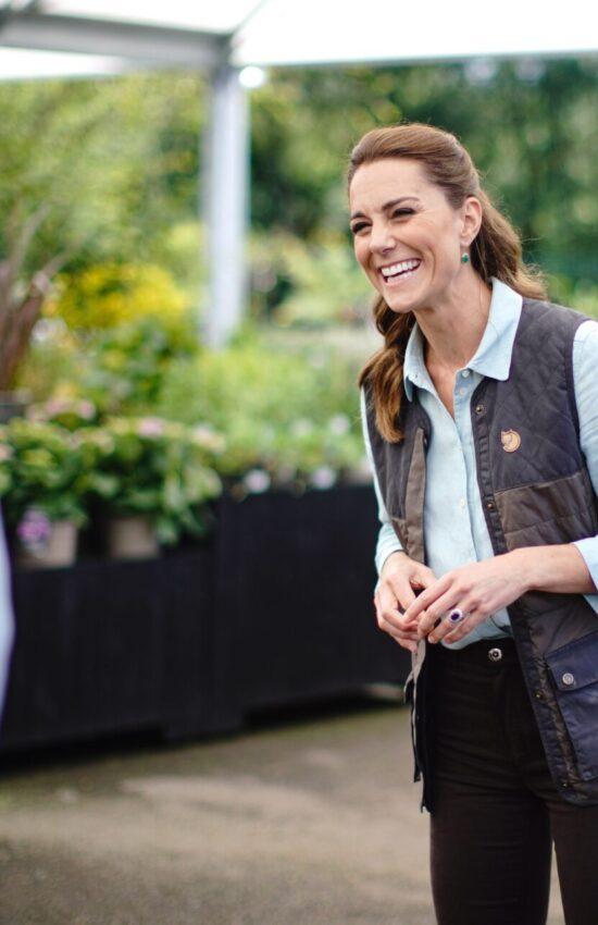 Kate Middleton Visits Garden Centre for First Engagement Since Lockdown