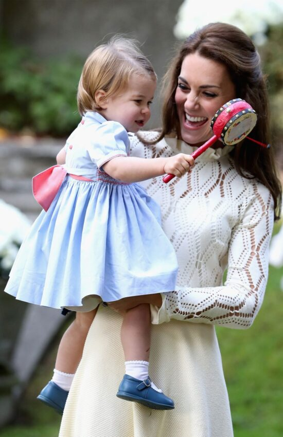 Kate Middleton's 10 Most Relatable Mommy and Me Moments with Her Children