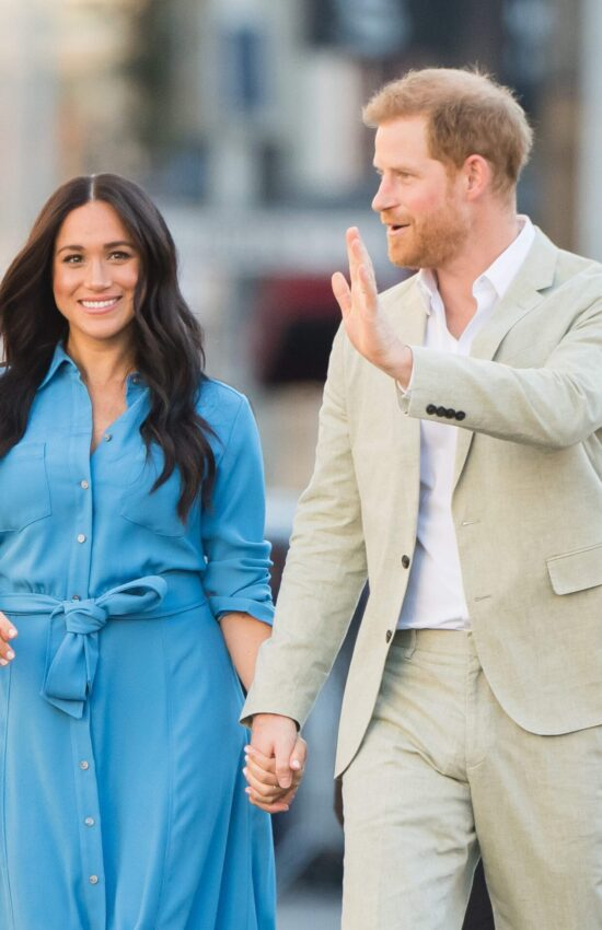 Meghan Markle and Prince Harry Purchase Montecito Mansion