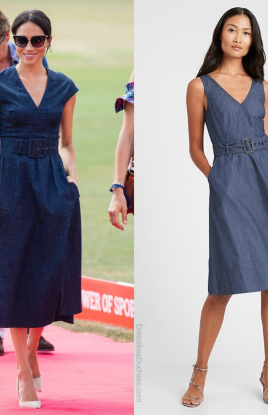 Meghan Markle Inspired Fashion Finds at Banana Republic