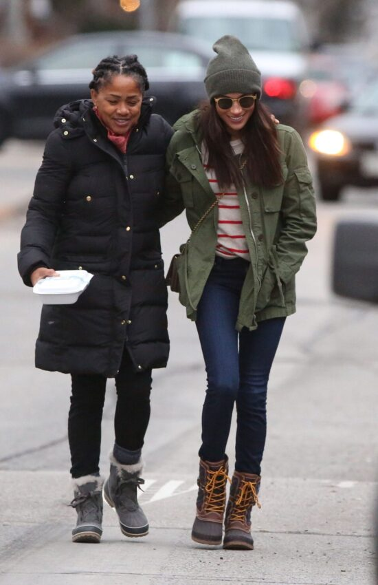 Meghan Markle's Most Iconic Snow Boots are Back in Stock