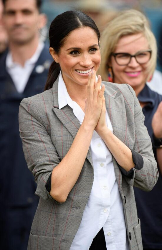 Meghan Markle Inspired Coats and Blazers Under $100