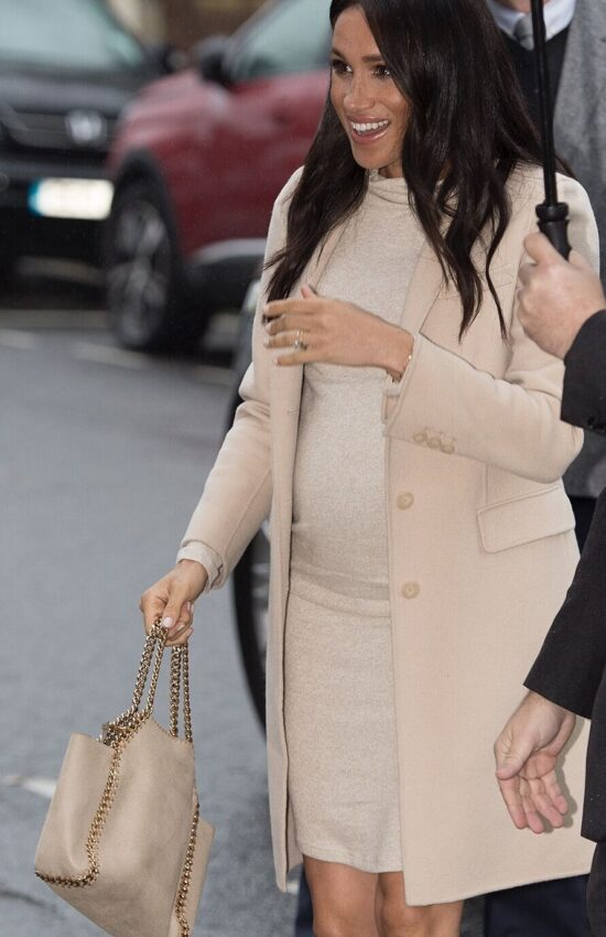 Meghan Markle's Stella McCartney Bag Collection is So Chic