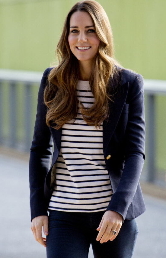 Kate Middleton's Favorite Smythe Blazer is On Sale Now