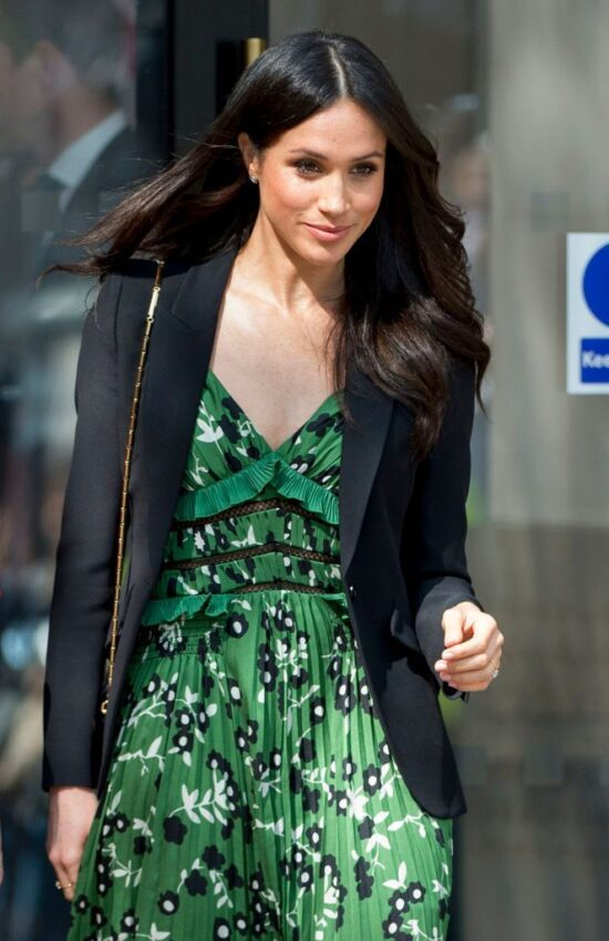 Wedding Guest Dress Styles Inspired by Meghan Markle