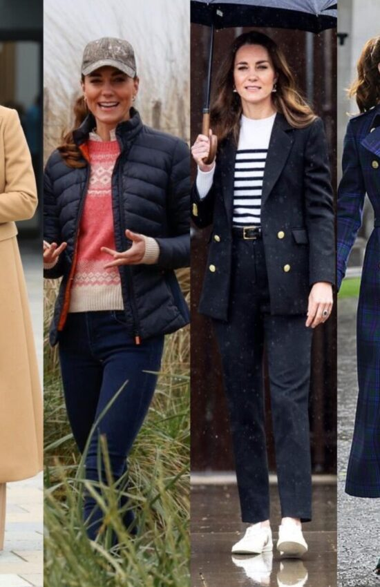 Kate Middleton Lookbook: Royal Visit Scotland 2021 Outfits Day 2 and 3