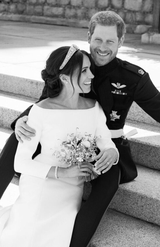 Meghan Markle and Prince Harry Celebrate Third Wedding Anniversary