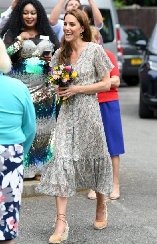 Kate Middleton Loves Prairie Minded Dresses — Shop Similar Styles