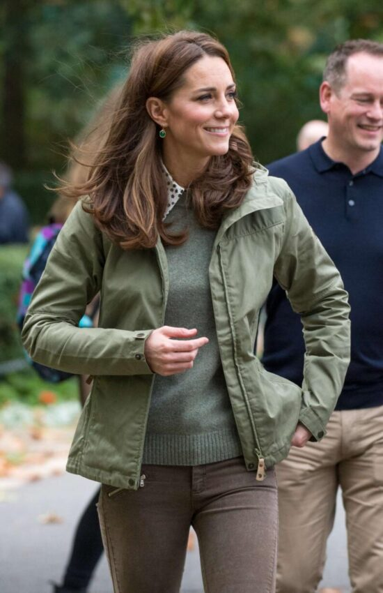 Kate Middleton's Sporty Fall Jacket is Available at Nordstrom and Macy's