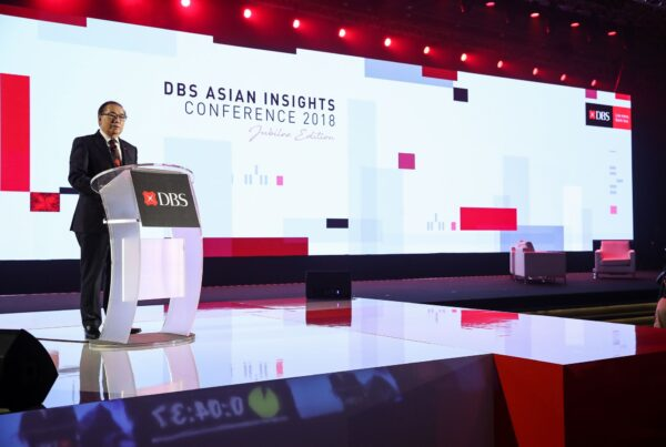 DBS Asian Insights Conference Brand Activation