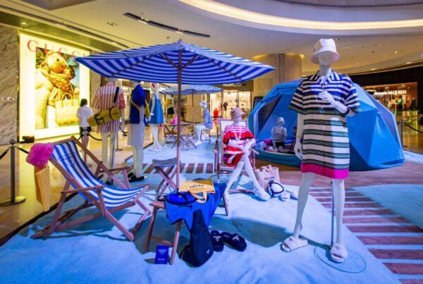 Prada Outdoor - Coast Brand Activation
