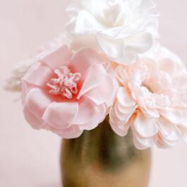 Hugs & Kisses Petite Flower