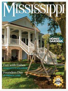Mississippi Magazine Featured Amarie's Bath Flowers