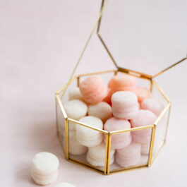 Sorbet Swirl Collection Box of 3 Sugar Scrub Macarons