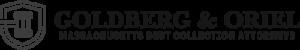 Massachusetts Debt Collection Attorneys Goldberg & Oriel