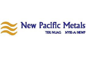 New Pacific Metals