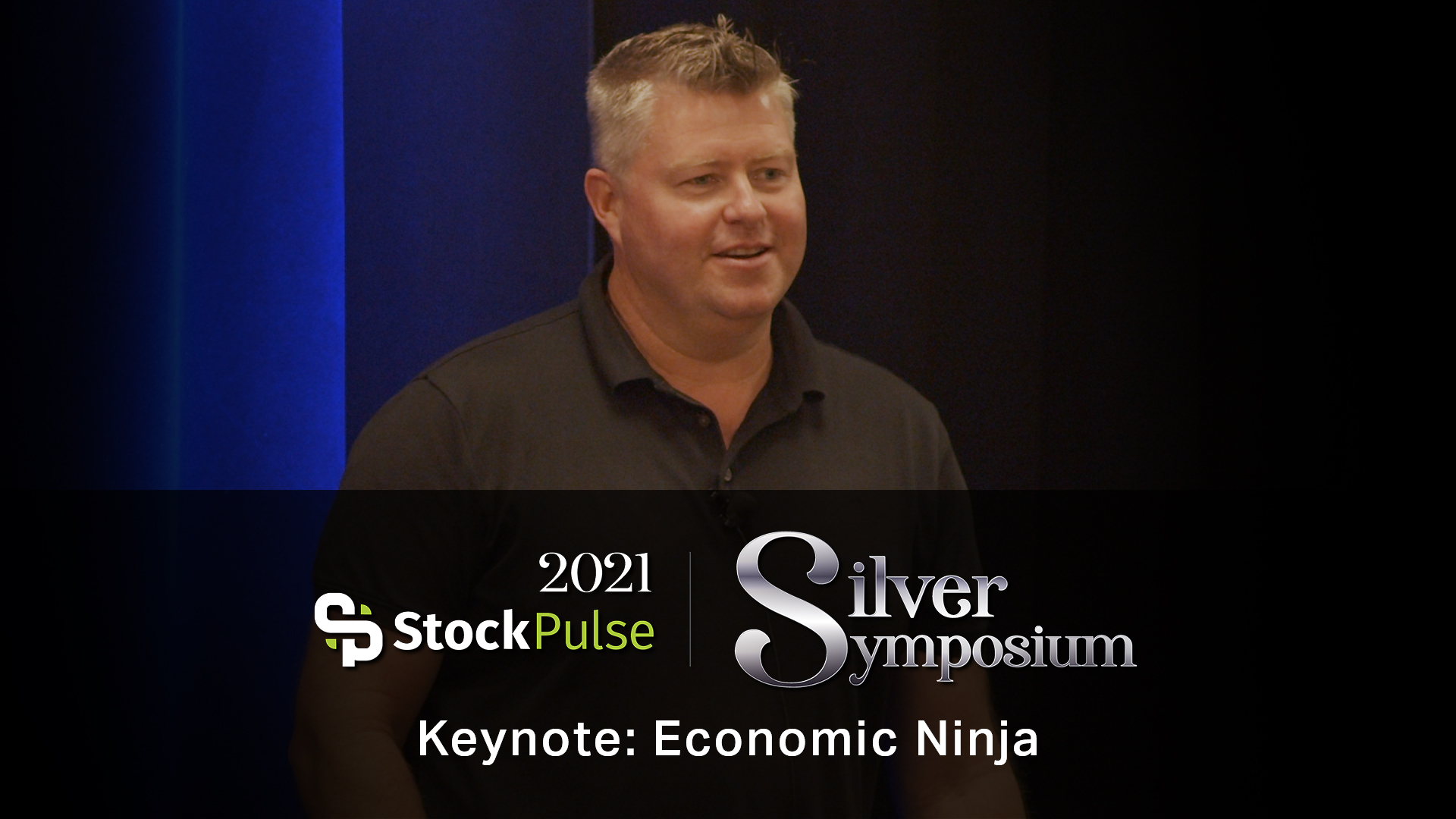 """Keynote Economic Ninja: """"People Get Really Angry At The Truth"""""""