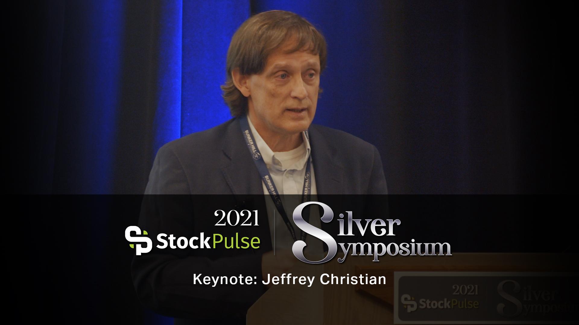Keynote Jeffrey Christian: There ISN'T A Silver Manipulation Conspiracy