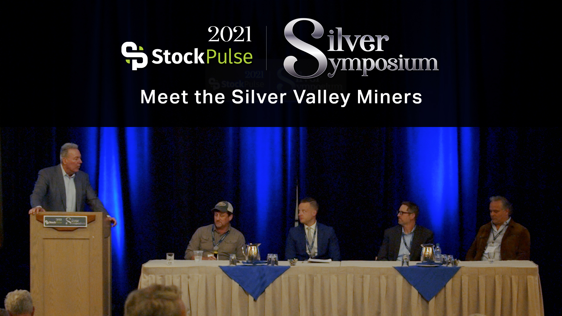 Panel: Meet the Silver Valley Miners with David Morgan