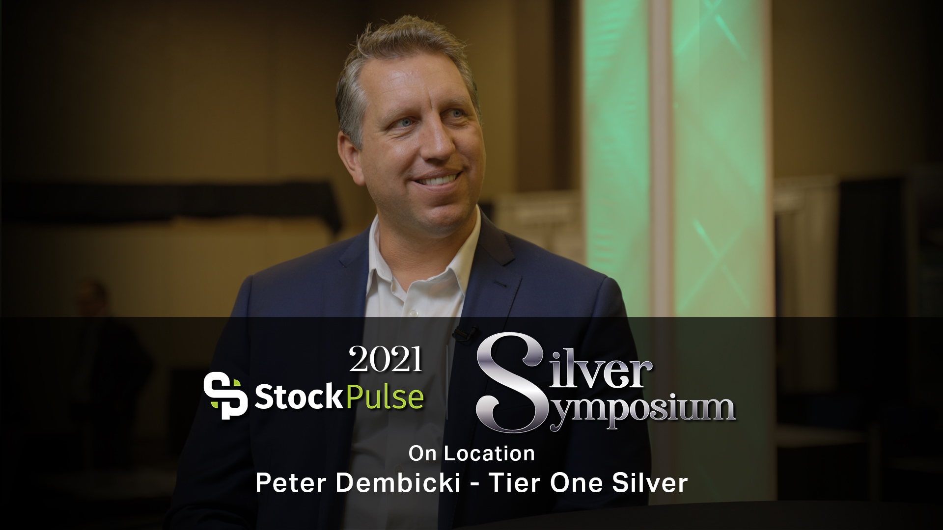 On Location with Peter Dembicki of Tier One Silver