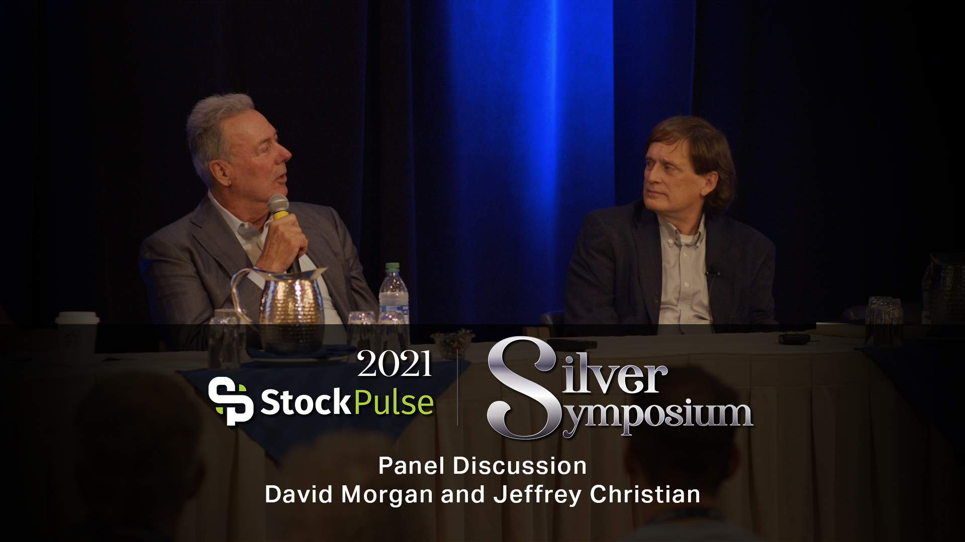 Panel Discussion: David Morgan and Jeffrey Christian hosted by Economic Ninja: Does All Fiat Fail?