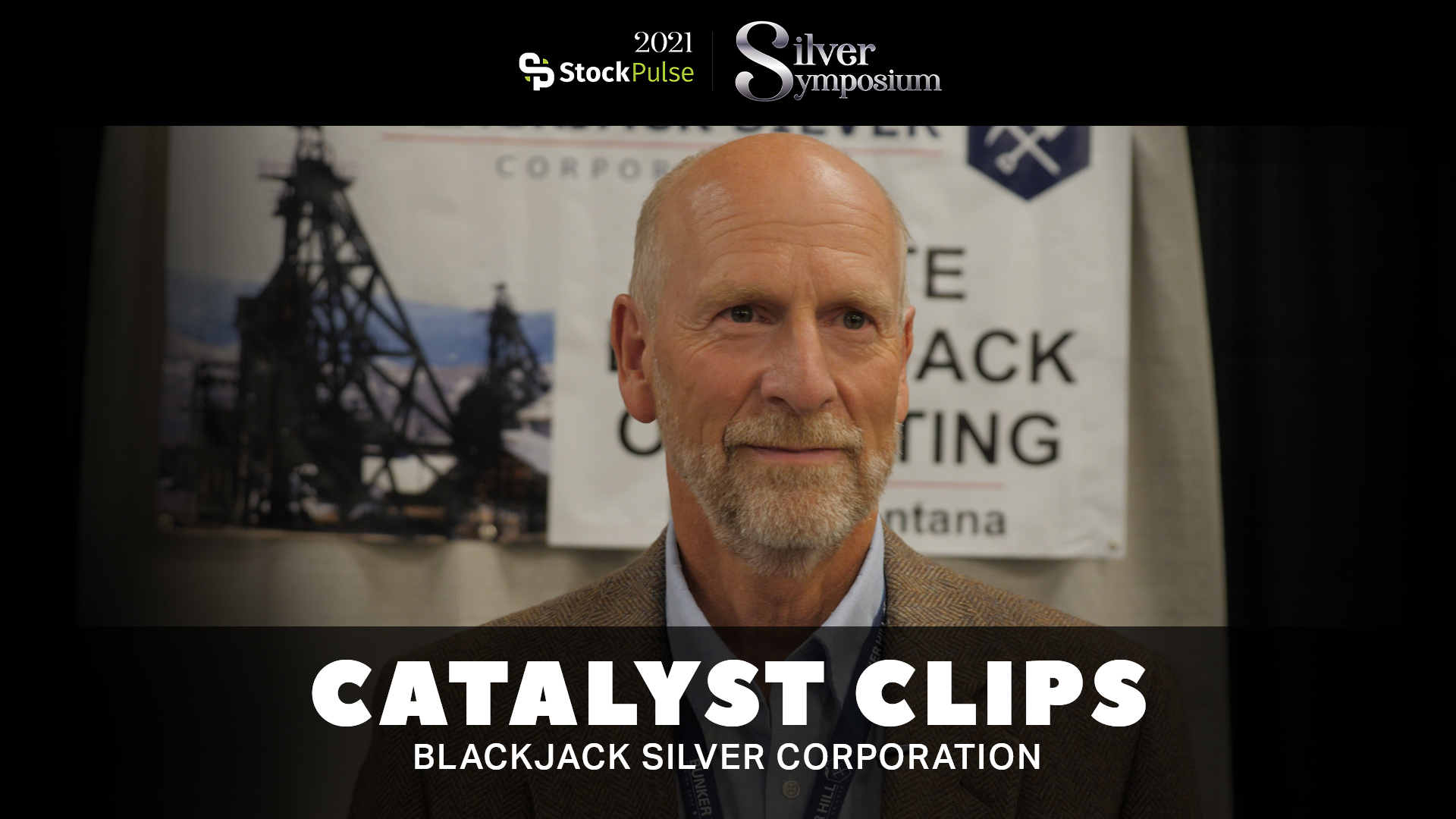 2021 StockPulse Silver Symposium Catalyst Clips | Mark Hartmann of Blackjack Silver Corporation
