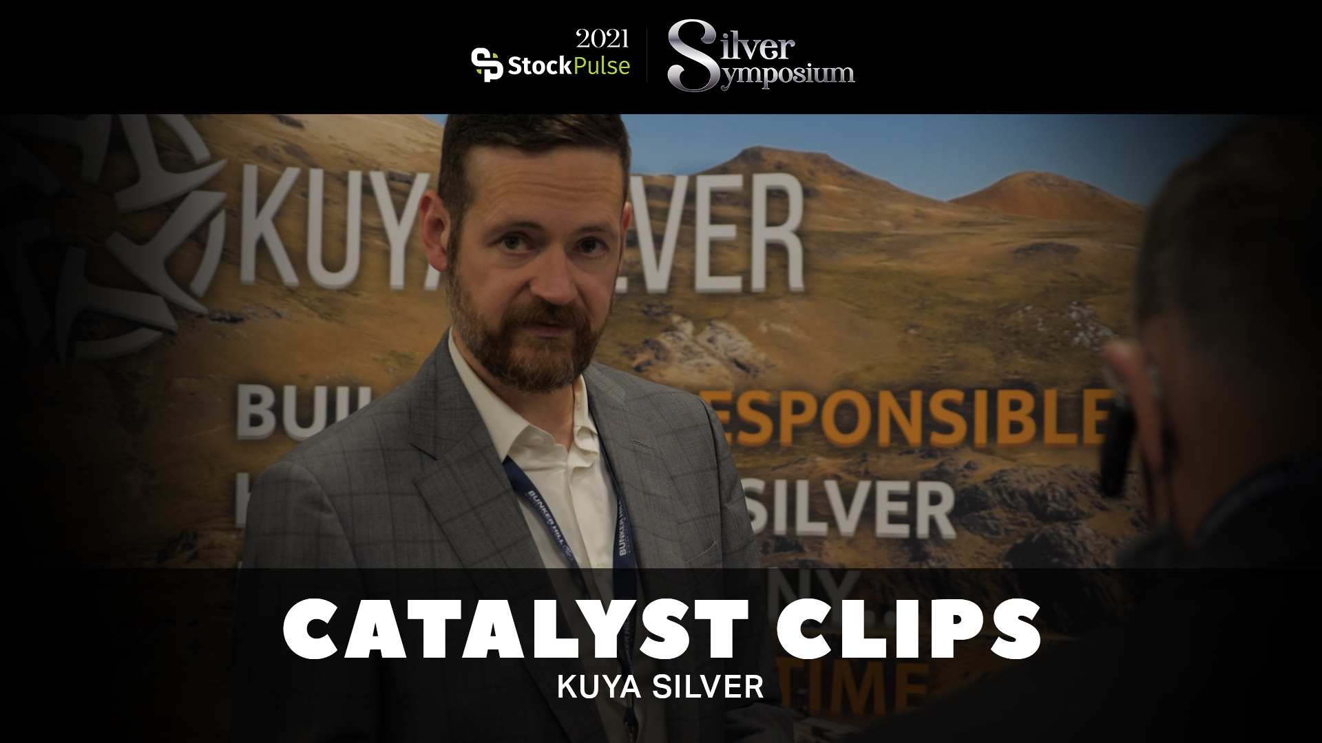 2021 StockPulse Silver Symposium Catalyst Clips | David Stein of Kuya Silver