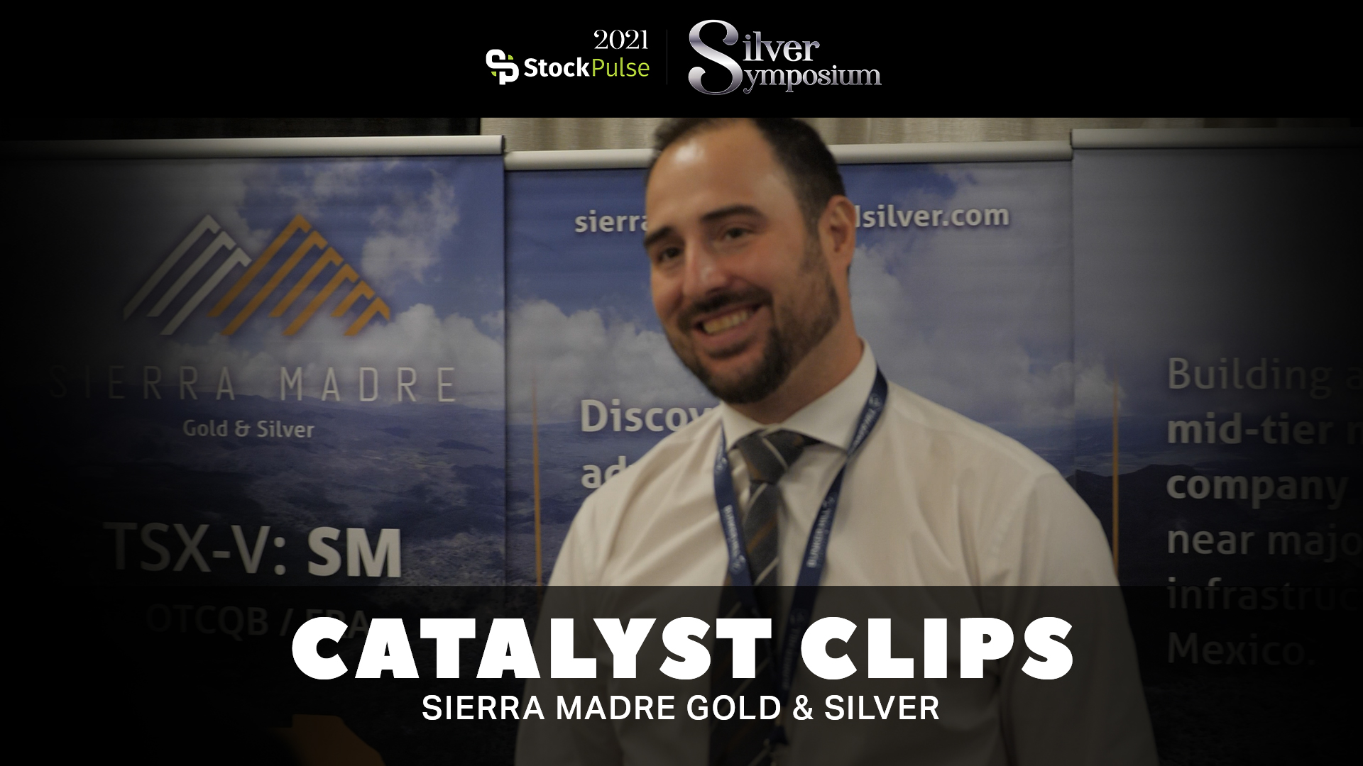 2021 StockPulse Silver Symposium Catalyst Clips | Alex Langer of Sierra Madre Gold & Silver