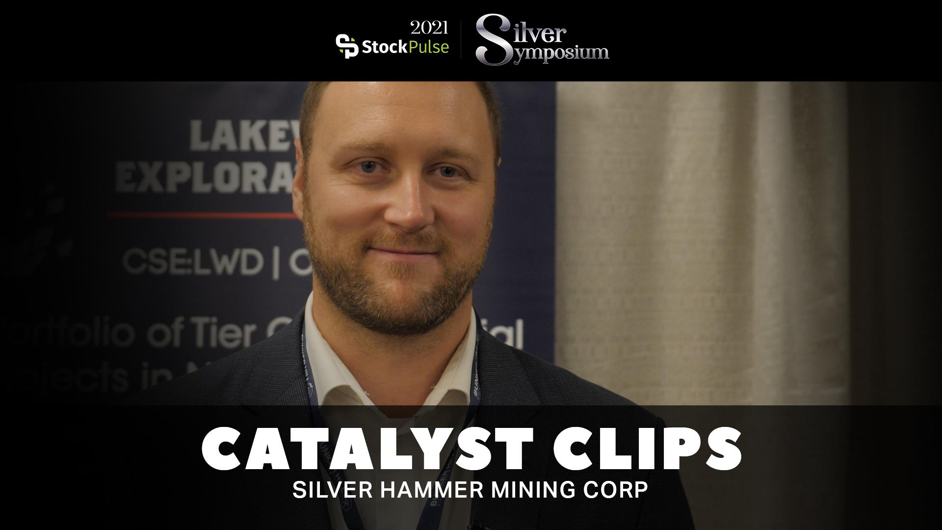 2021 StockPulse Silver Symposium Catalyst Clips | Morgan Lekstrom of Silver Hammer Mining Corp