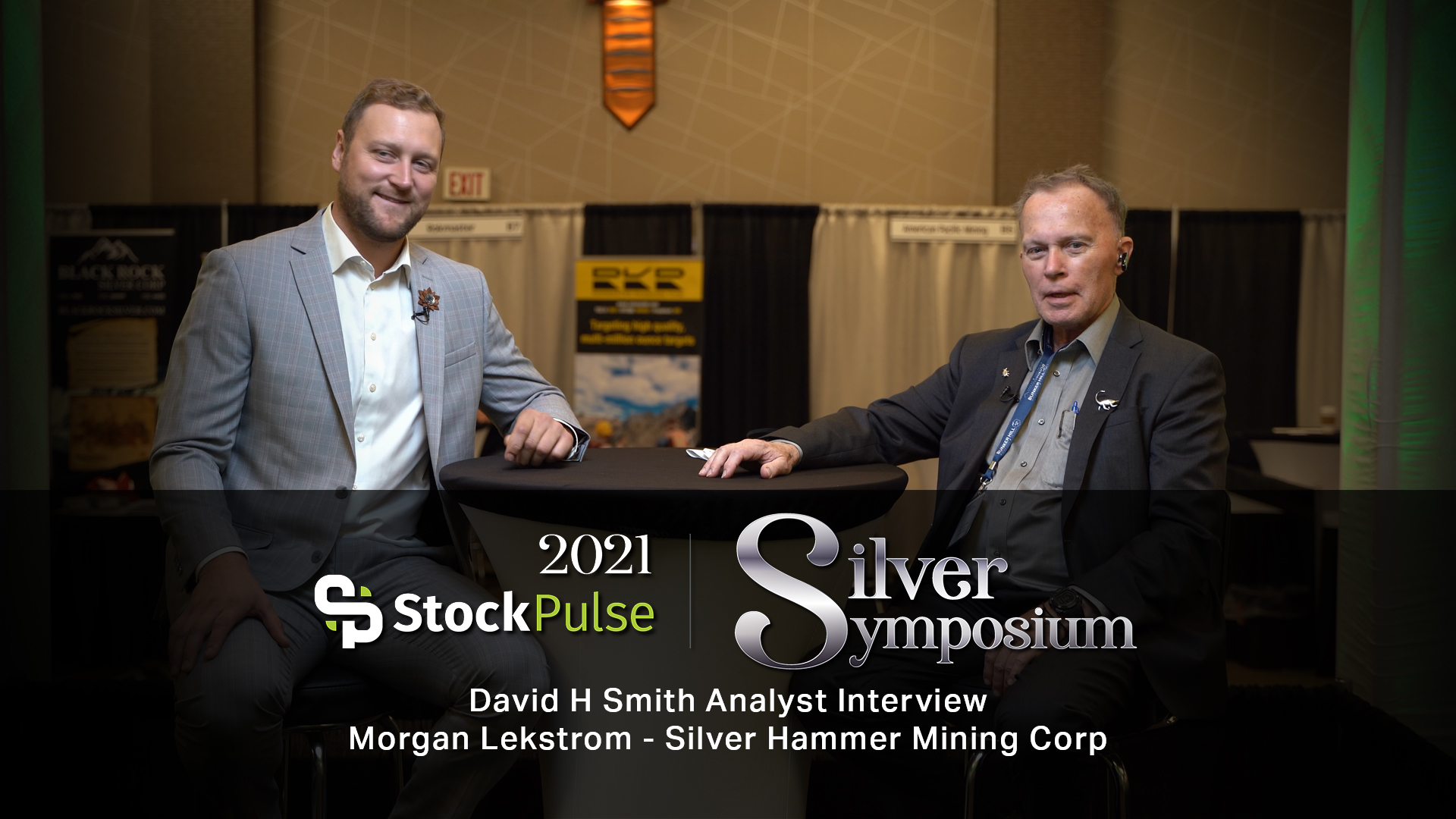 """Silver Hammer Mining Corp. CEO: """"It's Silver. It's GONNA Go."""""""