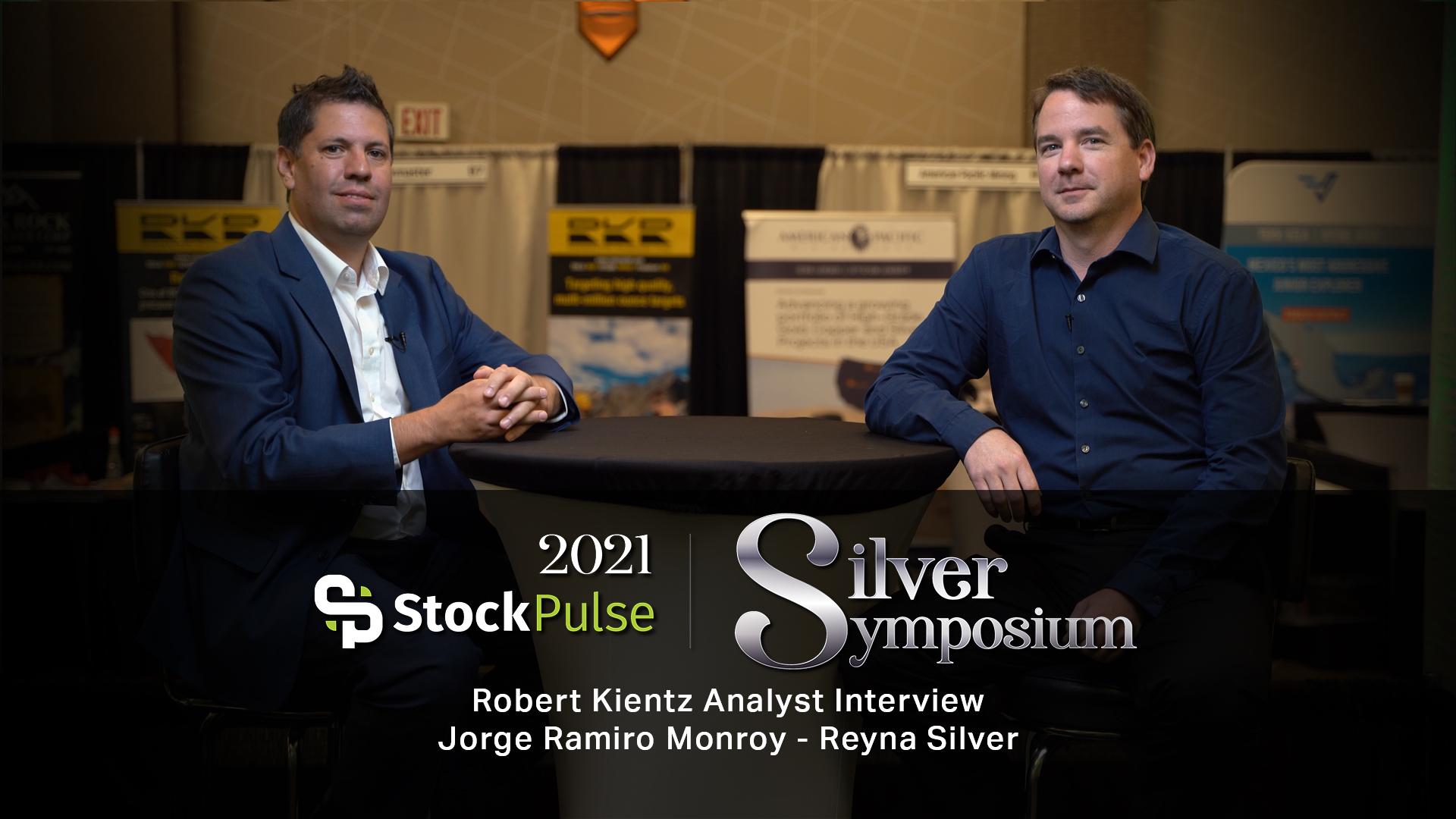 The Next EUREKA Silver Mine W/ GoldSilver Pros' Robert Kientz & Reyna Silver CEO Jorge Ramiro Monroy