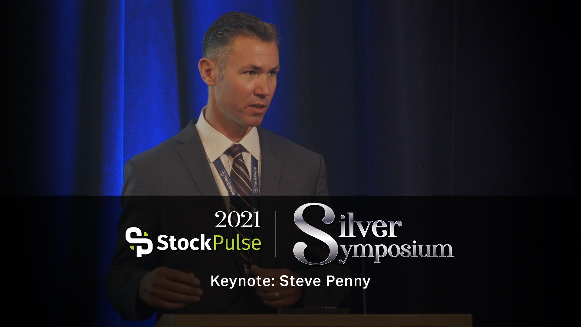 Keynote Steve Penny | How Silver Could Outperform Equities By a FACTOR OF 50