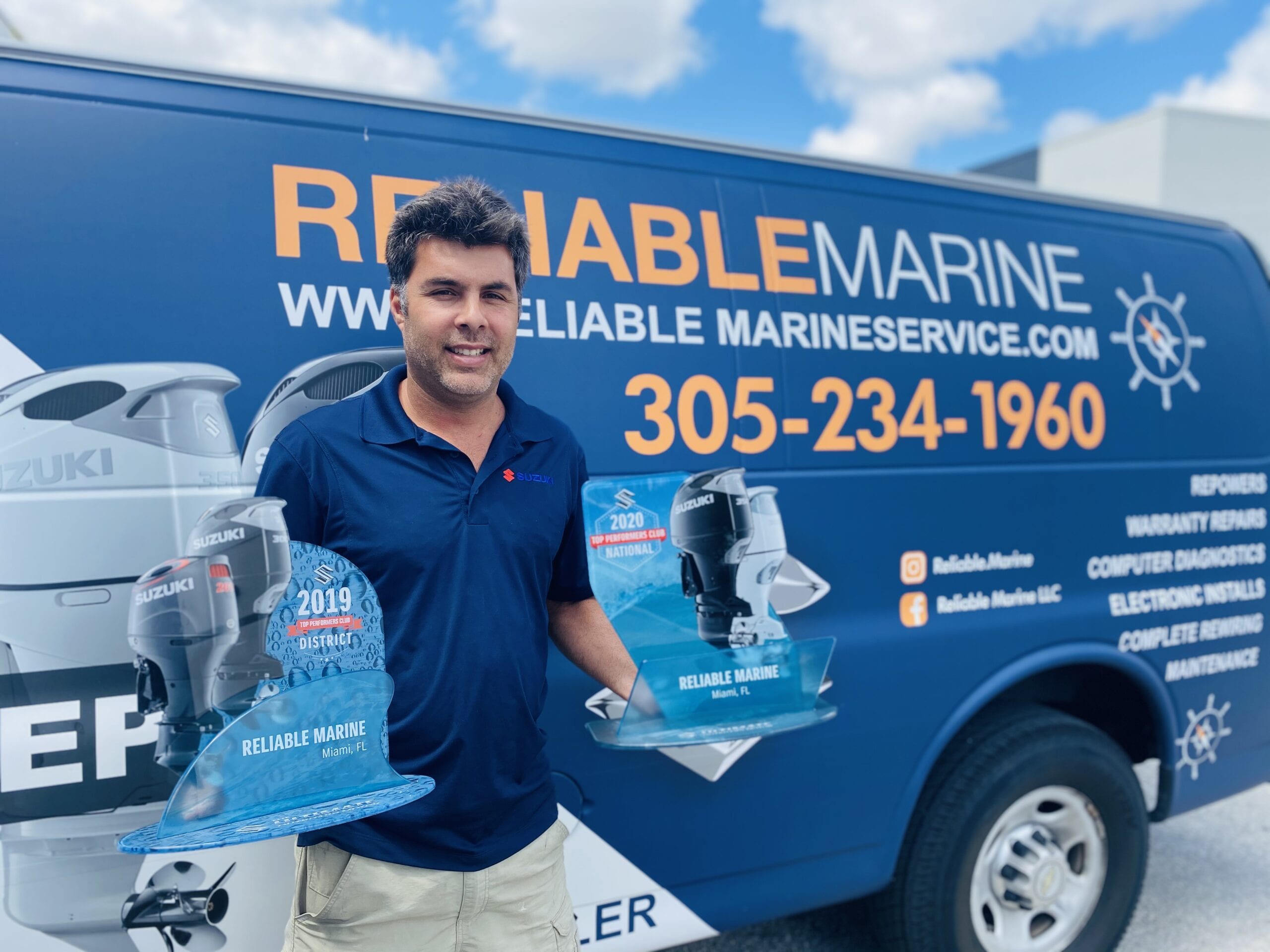 Reliable Marine Services