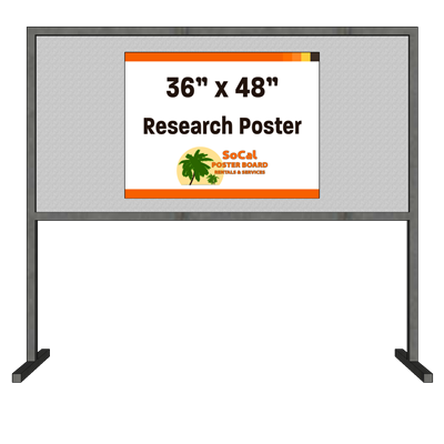 """36"""" x 48"""" Standard Research Poster"""