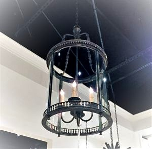 Currey and Company Chandelier