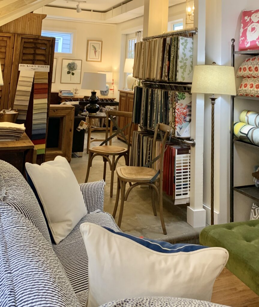Upholstery, British Cottage, Red Bank NJ furniture store