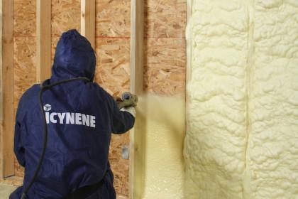 Spray Foam Insulation Services