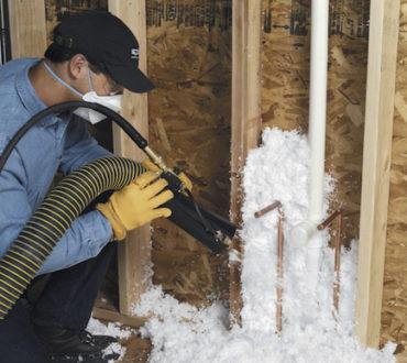 Insulation Services - Spray Applied Foam