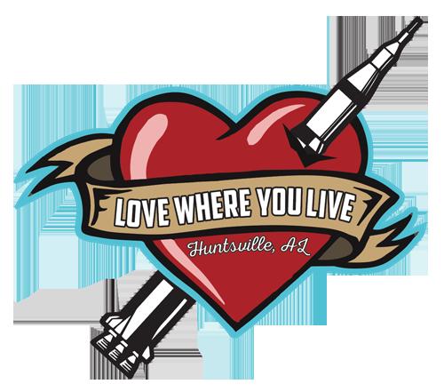 Love Where You Live – Huntsville, AL