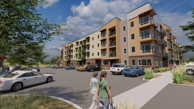 Crossing Pointe South Featured in Mile High CRE