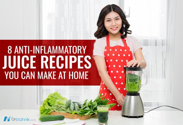 8 Juice Recipes