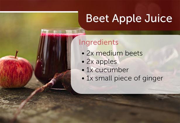 Beet Apple Juice