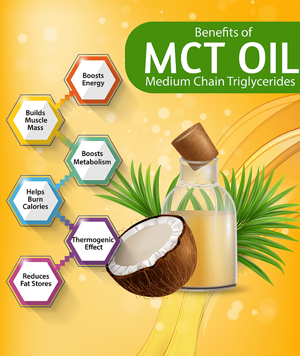 Benefits MCT Oil