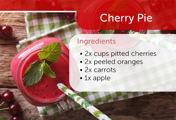 Cherry Pie Juice