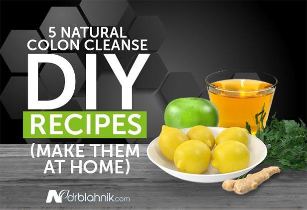 DIY Colon Cleanse Recipes