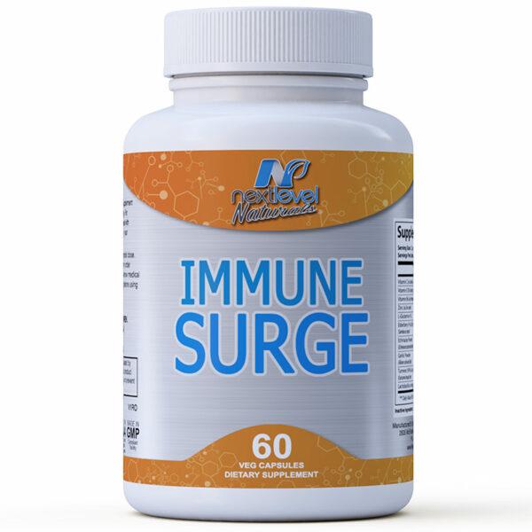 Immune Surge - Immunity booster supplement